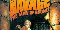 DC COMICS: First Wave (Doc Savage Man of Bronze)