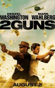 Two guns poster 1