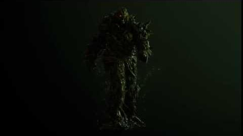 SWAMP THING - JUSTICE LEAGUE DARK-0