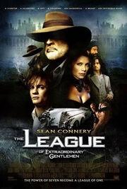 The league of Extraordinary Gentlemen movie
