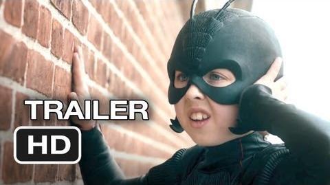 Antboy Official Trailer 1 (2013) - Danish Superhero Movie HD