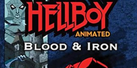 Dark Horse Comics: Hellboy Blood and Iron