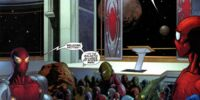MARVEL COMICS: Spider-Man Cinematic Universe (Galactic Alliance of Spider-Society)