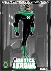 Green lantern arkis