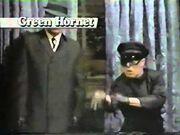 Green Hornet intro