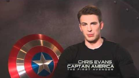 "30 ""Captain America"" PSA benefiting Navy SEAL Foundation"