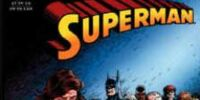 DC COMICS: Superman Family (SNL Funeral for a Friend)