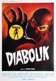 Diabolik-poster