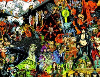 Chaos comics 2