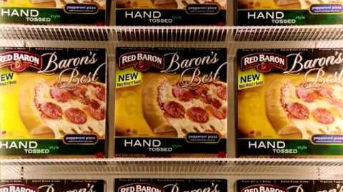The Avengers- Red Baron Pizza Commercial Taste the Legend
