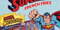 DC COMICS: Superman Family (1985 Superman French Fries)