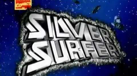 MARVEL COMICS: Marvel Action Universe (Silver Surfer)