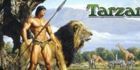 DARK HORSE COMICS: Tazan (Lord of the Apes) in the media