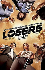 TheLosers2010Poster