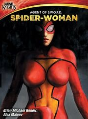 Spider-Woman Agent Of Sword