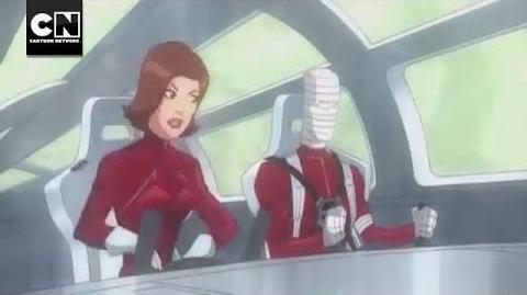 Doom Patrol - Trail of the Terrible Titan DC Nation Cartoon Network