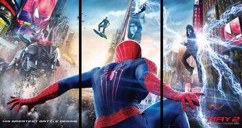 00 Amazing Spider-Man 2 Poster Hi-Res scaled 600