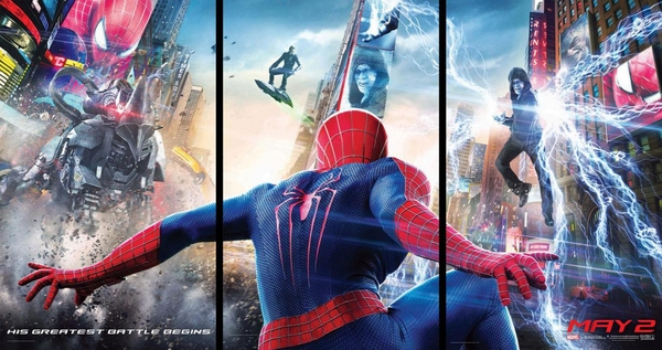 File:00 Amazing Spider-Man 2 Poster Hi-Res scaled 600.jpg