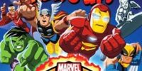 MARVEL COMICS: Avengers (The Super Hero Squad)
