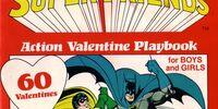 DC COMICS VALENTINES: DC Super Friends