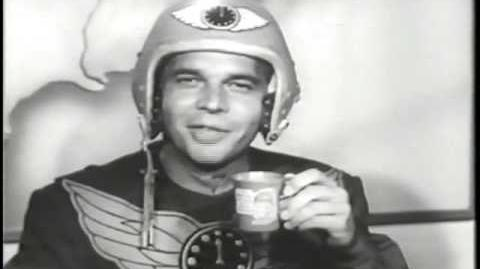 CAPTAIN MIDNIGHT OVALTINE COMMERCIAL 1951