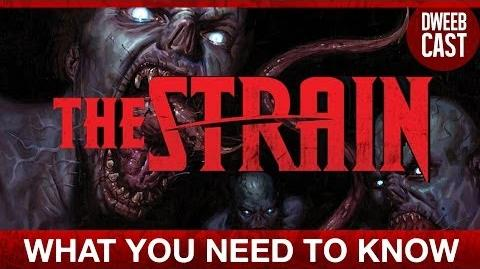 """Why """"The Strain"""" Will Change the Way You See Vampires DweebCast OraTV"""