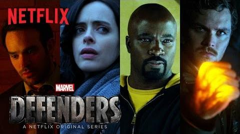 Marvel's The Defenders Official Trailer HD Netflix