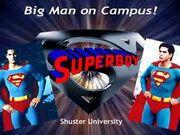 SUPERBOY TV SERIES