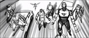 Avengers Animatic including Wasp
