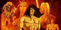 MARVEL COMICS: World of Conan (Conan: Red Nails)
