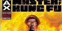 MARVEL COMICS: Marvel Knights (Shangi-Chi proposed movie)