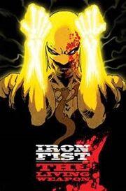 Marvel Comics Iron First