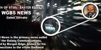 DC COMICS: DC Cinematic Universe Bio WGBS