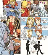 Superman jimmy olsen supergirl yarn barn