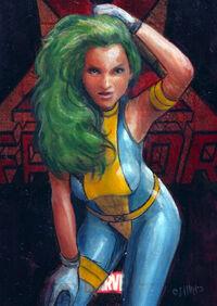 Polaris Marvel 70th card 34 by icarus126