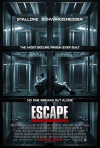 Escape plan poster-610x903