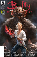2014exclusive buffy comic