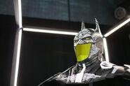 SDCC2014-Batman-Cape-Cowl create Art Exhibit 452635992