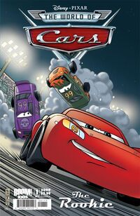 Disney Pixar's Cars 1