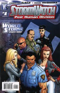 StormWatch- PHD 1