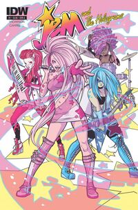Jem and The Holograms 1