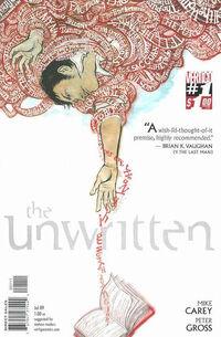 The Unwritten 1