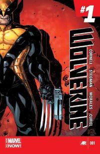 Wolverine 1 2014