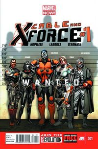 Cable and the X-Force 1