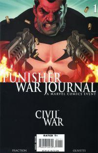 Punisher War Journal 1