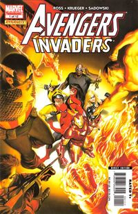 Avengers Invaders 1