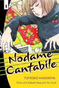 Nodame Cantabile 1