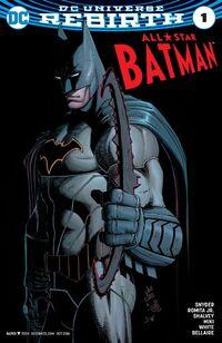 All-Star Batman 1