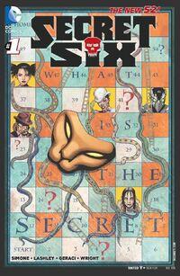 Secret Six 2014 1