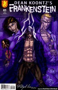 Dean Koontz's Frankenstein Prodigal Son 1